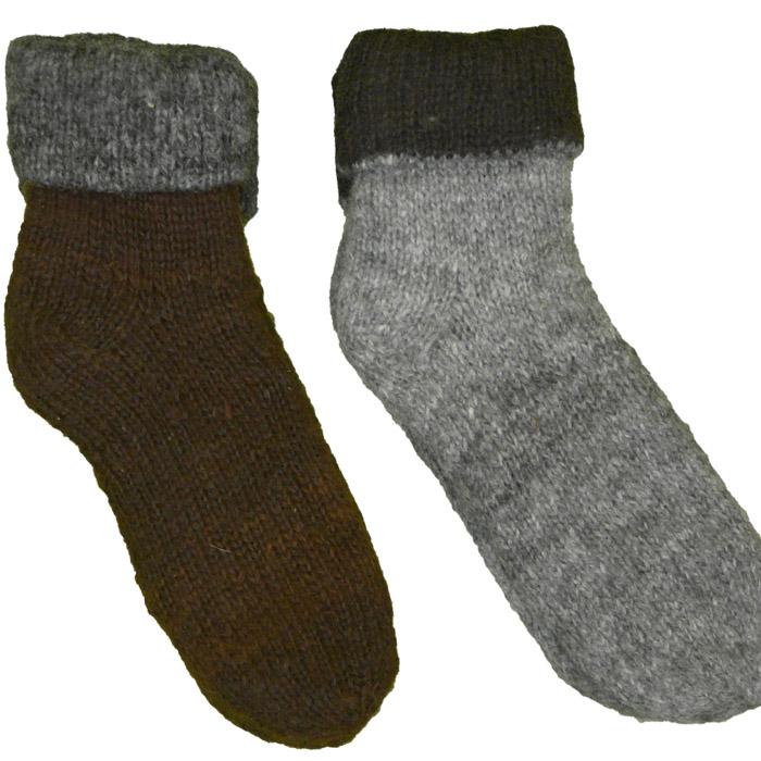 Socken und Beinstulpen