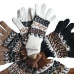 Handschuhe Muster