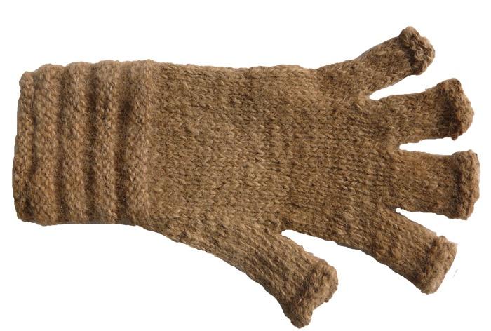 Handschuhe fingerfrei uni