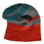 Mütze Streifen BioBaumwolle