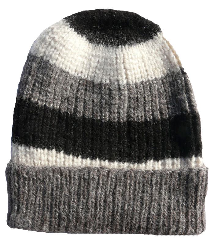 Mütze/Beanie Streifen NEU