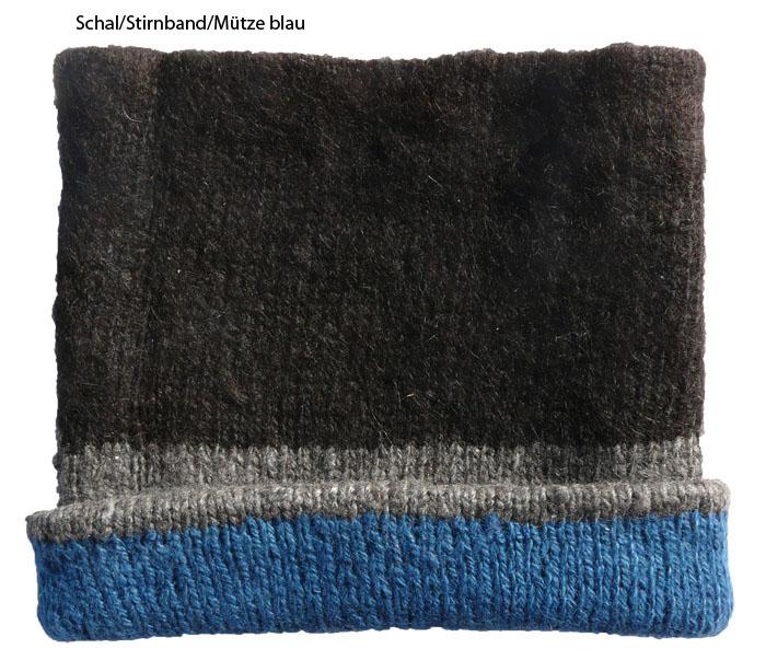 """Wendeschal/Stirnband """"Unendlich"""" NEU"""